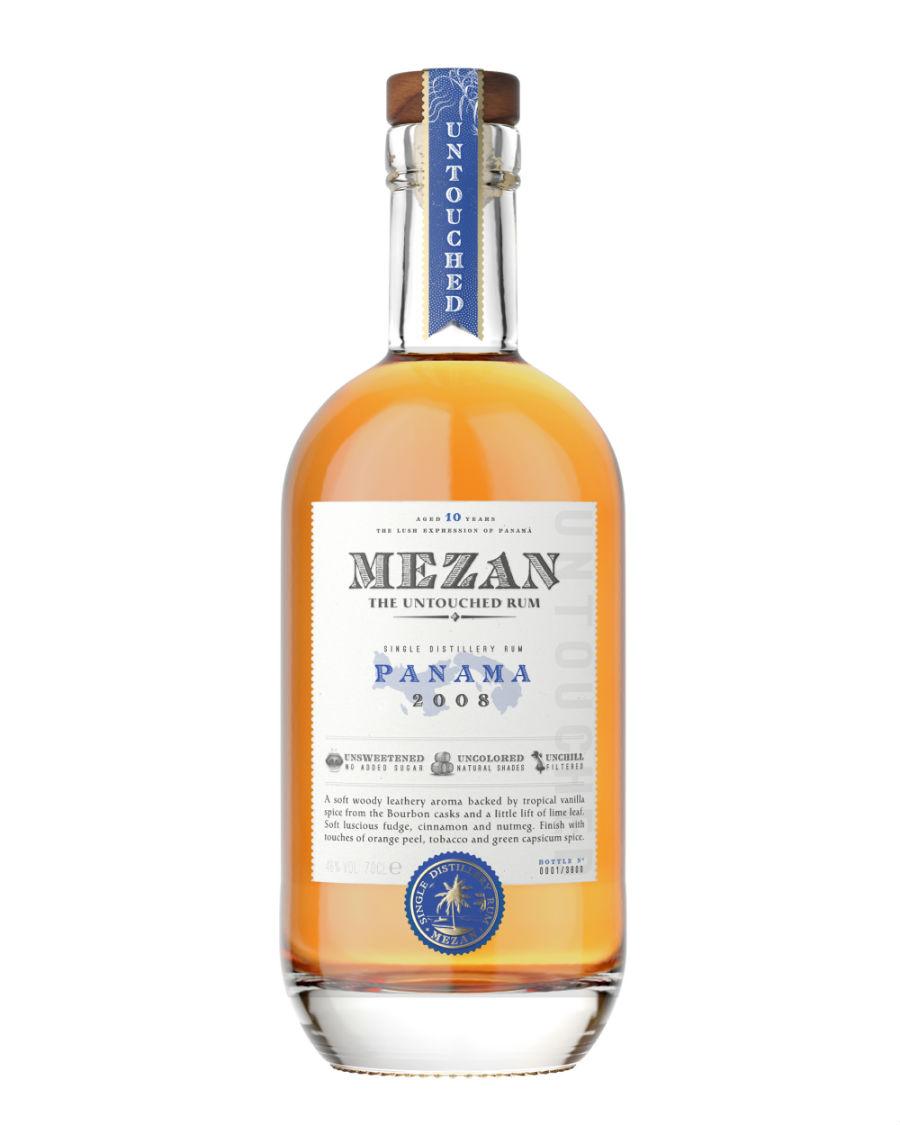 Zwei neue Jahrgangsrums von Mezan
