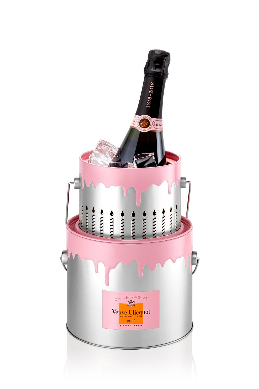 Veuve Clicquot präsentiert die Happy Rosé Anniversary Limited Edition zu besonderem Jubiläum