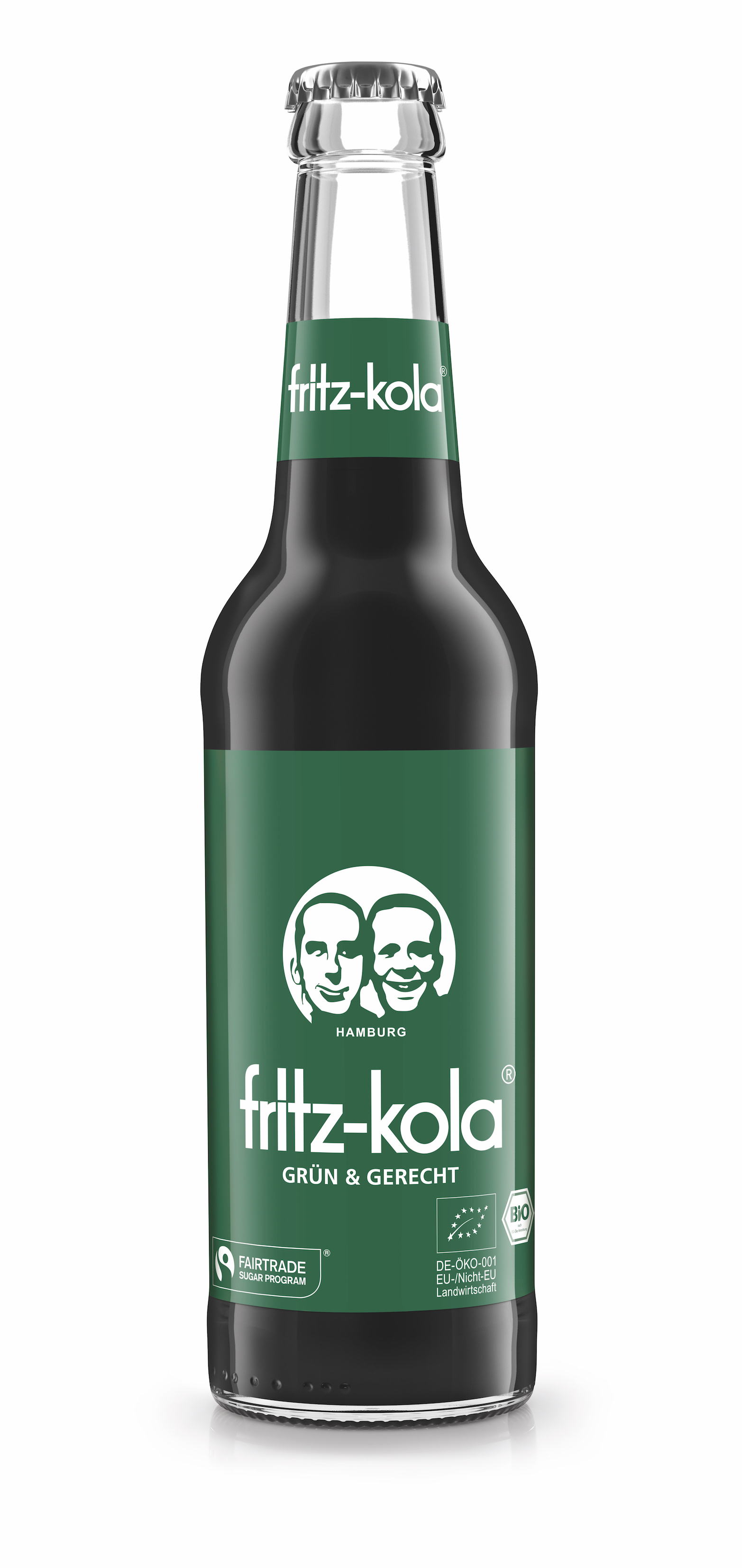 fritz-kola bringt Bio-Kola mit Fairtrade-Zucker auf den Markt