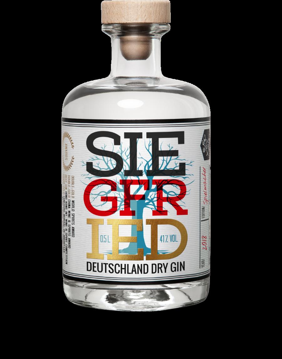 SIEGFRIED Gin geht als Spielmacher zur WM 2018