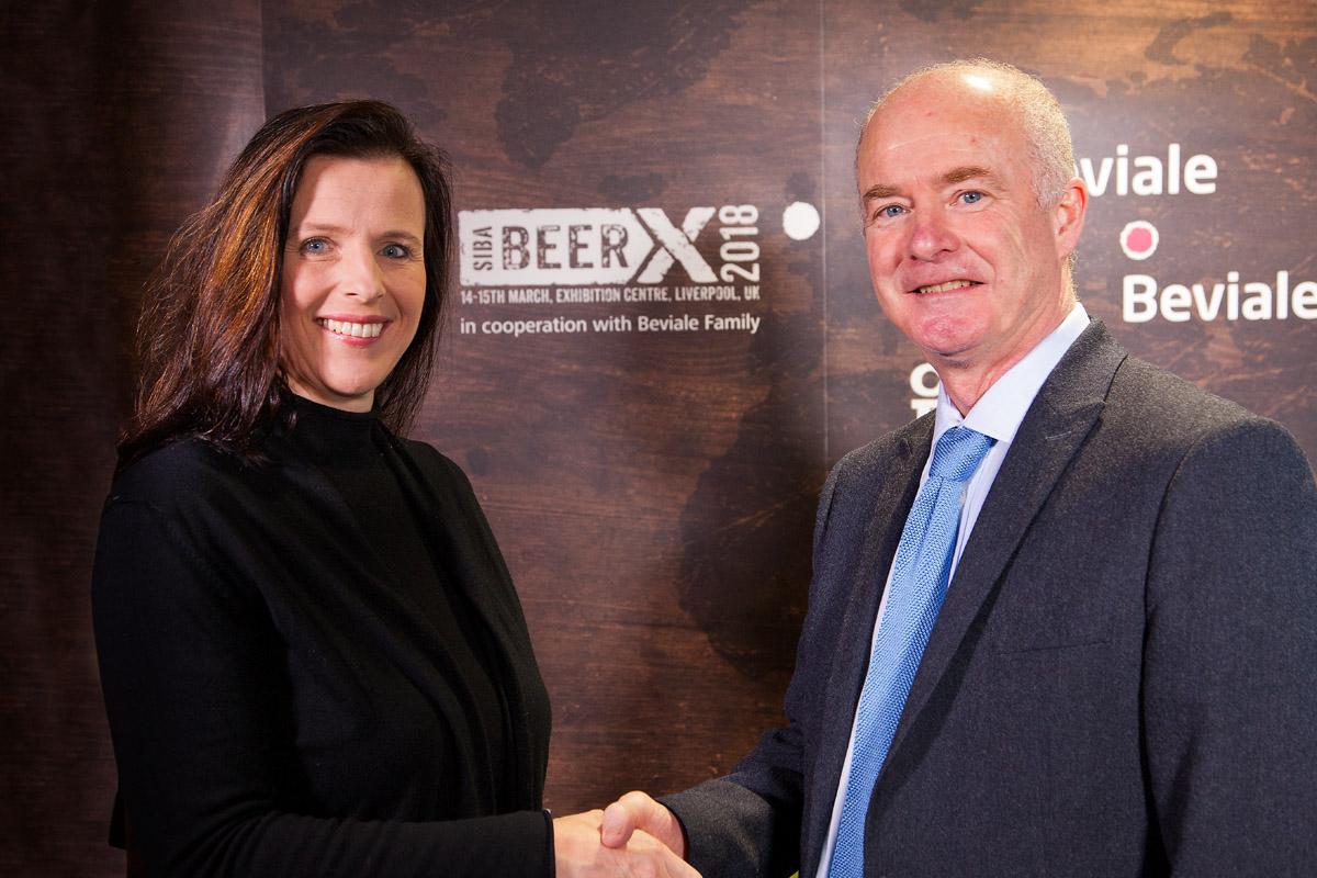 Beviale Family – SIBA's BeerX: Auf gute Partnerschaft!