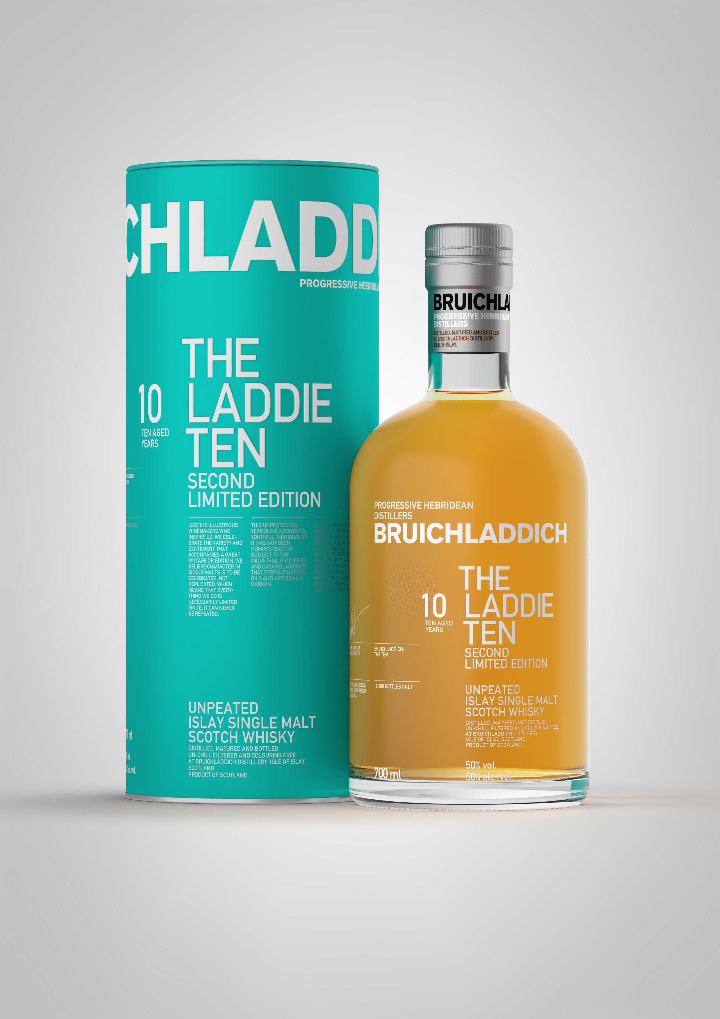 THE LADDIE TEN – Second limited Edition
