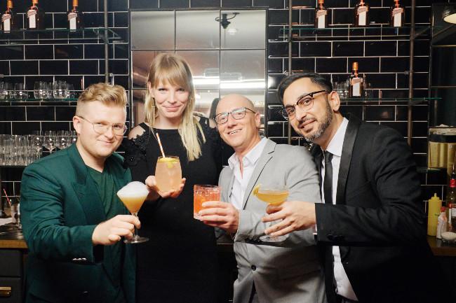 cocktail mit cointreau
