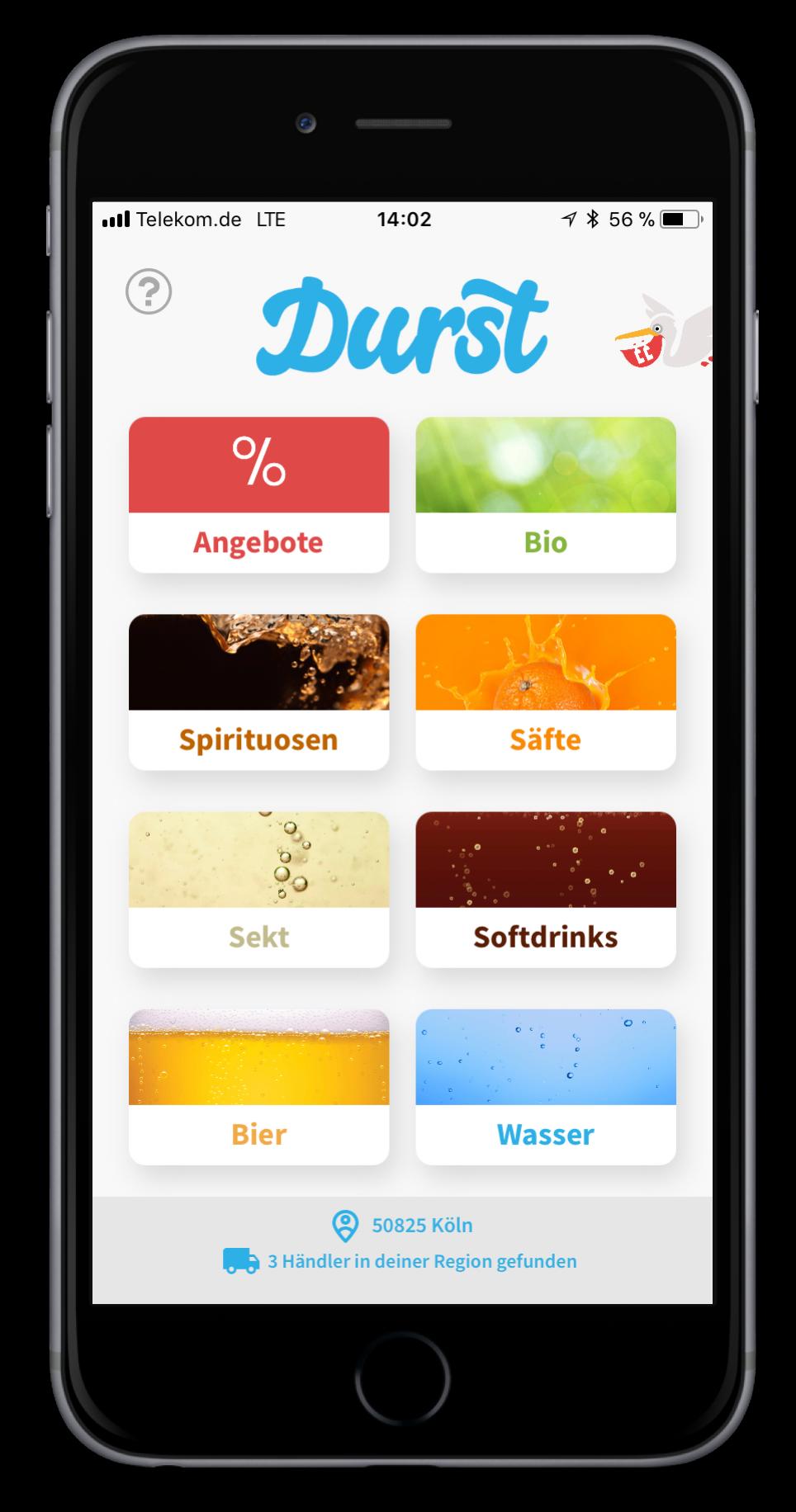 Mit Durst digitalisieren Getränkehändler ihre Bestell- und Lieferprozesse