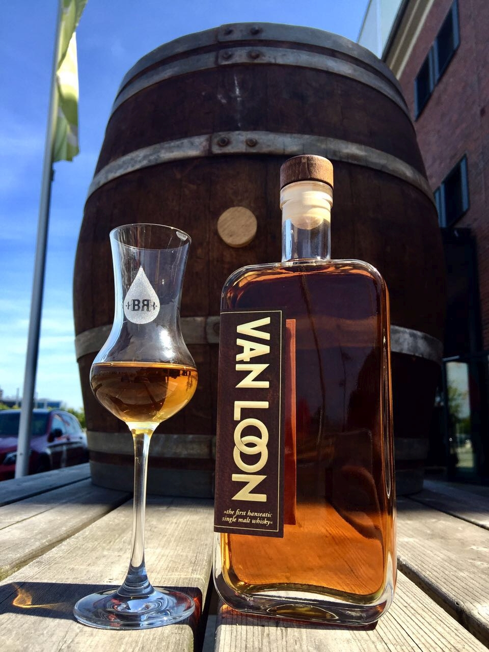 "Single Malt-Whisky ""VAN LOON"""