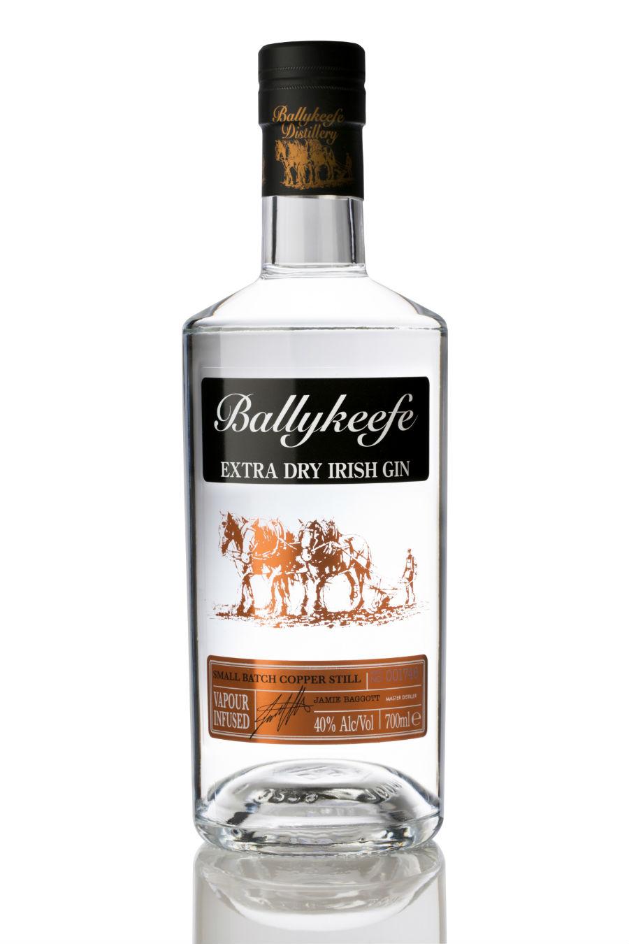 Ballykeefe Distillery – Irland's einzige Farm Distillery