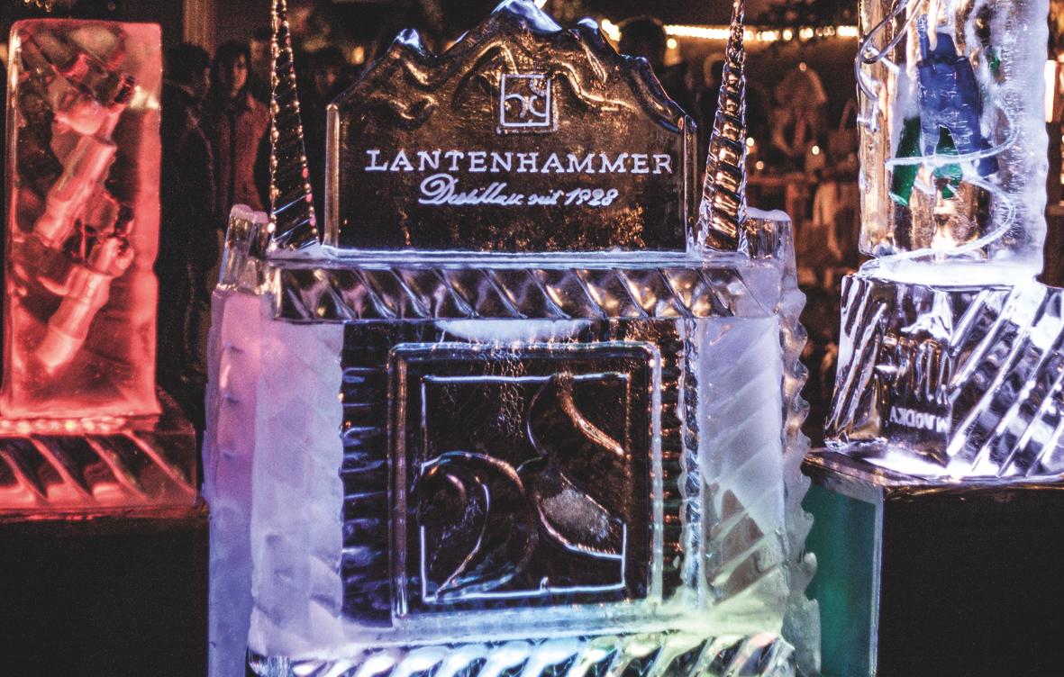 Stöbern, Staunen, Schlemmen − am 17. und 18. November lädt die Lantenhammer Erlebnisdestillerie zum Winterlichen Hoffest nach Hausham ein