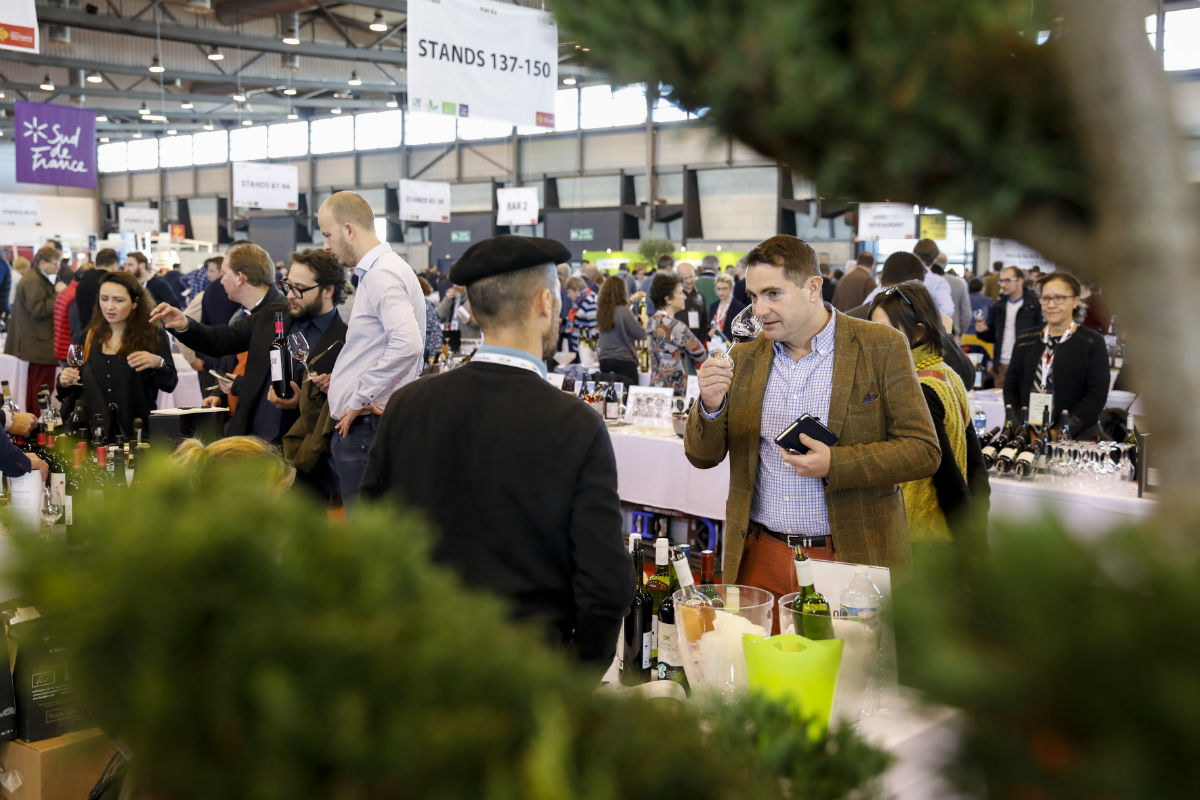 Millésime Bio - Fachmesse für Bio-Wein 2018