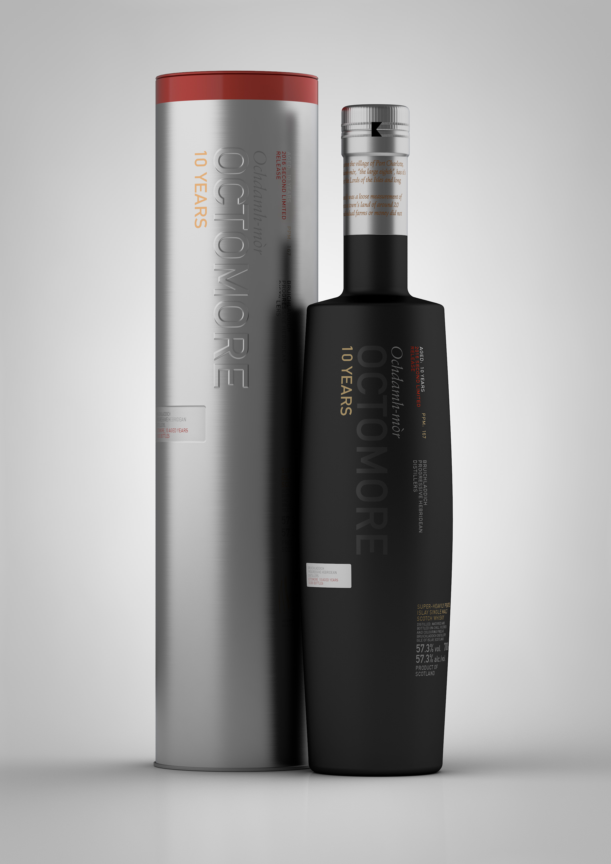 OCTOMORE 10 – Second limited Edition