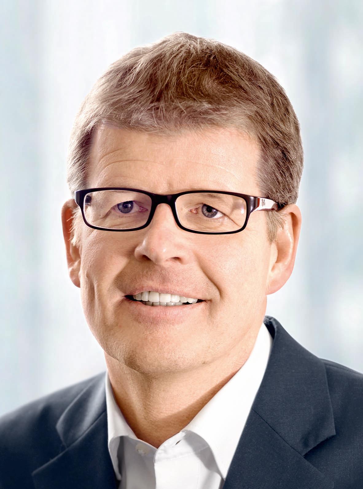 Vorstandsvertrag von Finanzchef Olaf Klinger vorzeitig verlängert