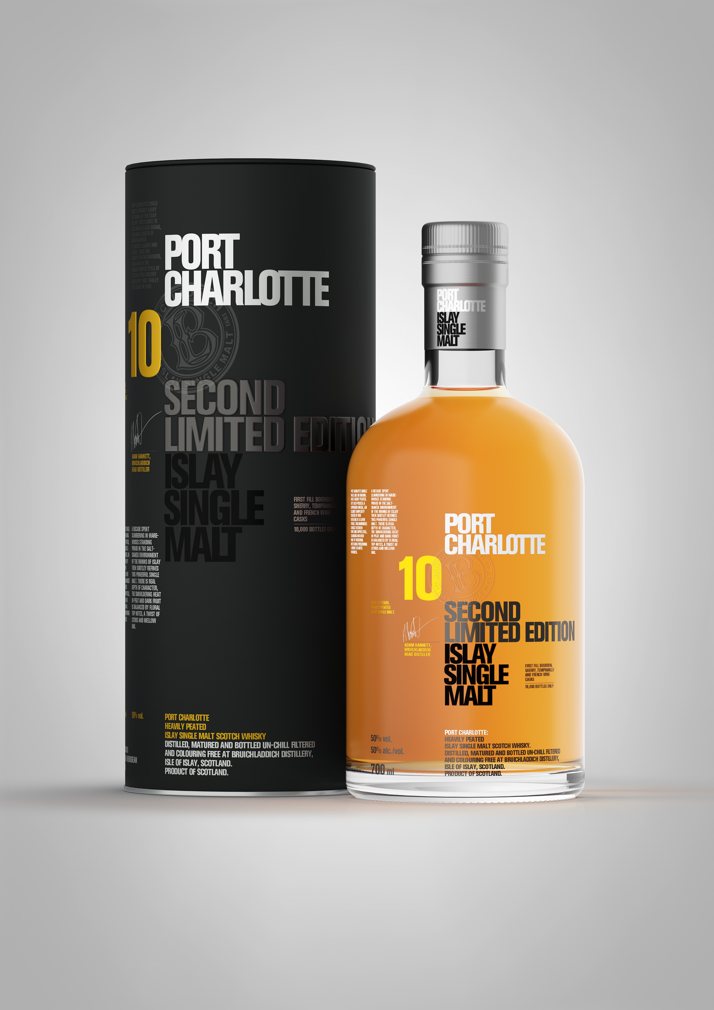 PORT CHARLOTTE 10 – Second limited Edition