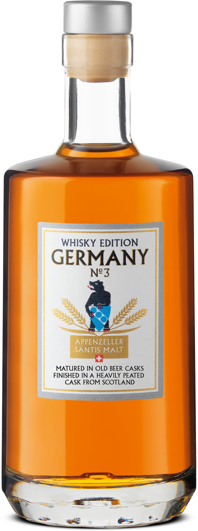 Säntis Malt Edition Germany N° 3 – Hogshead Finish