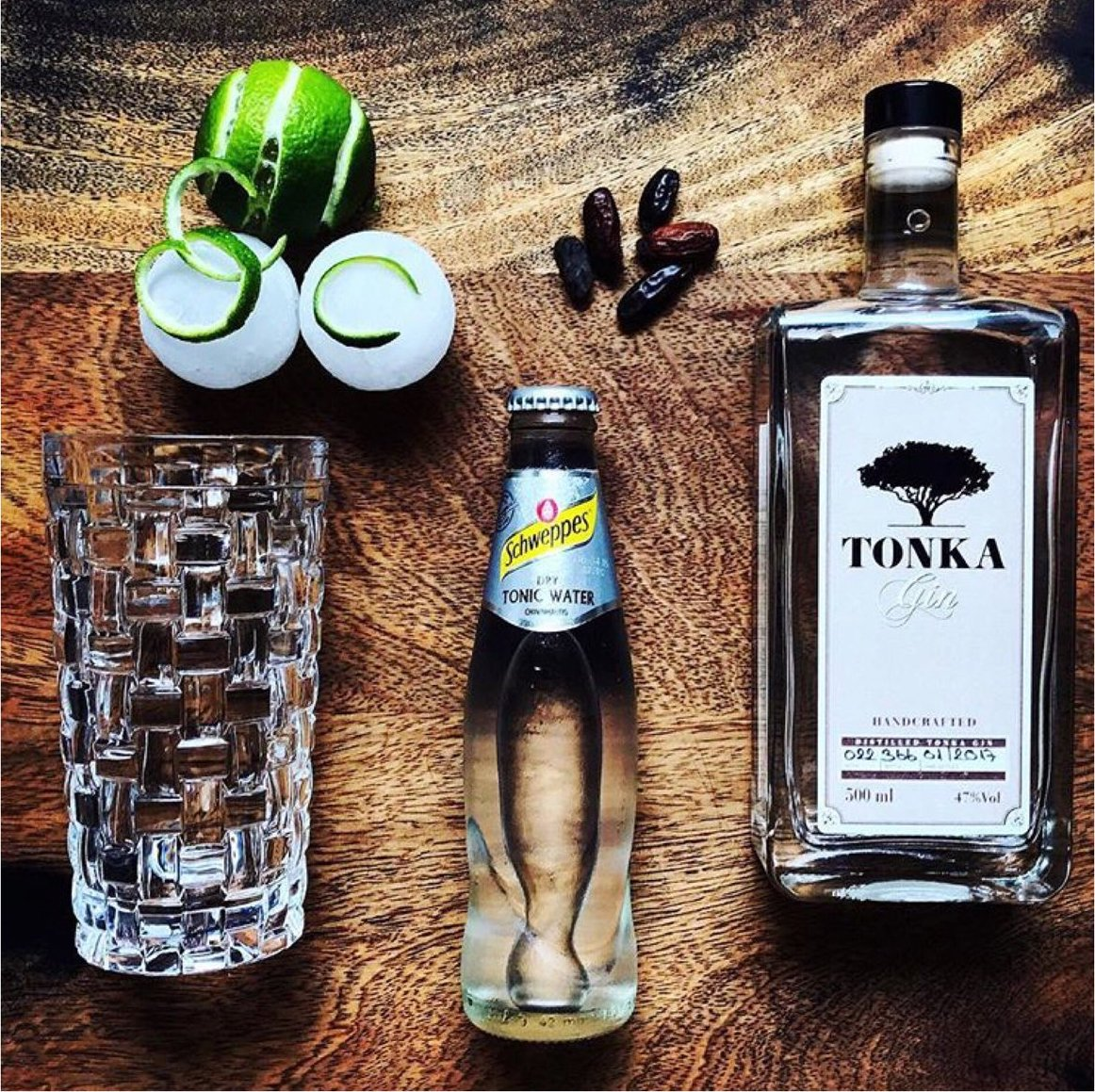 3 Jahre Tonka Gin aus Hamburg