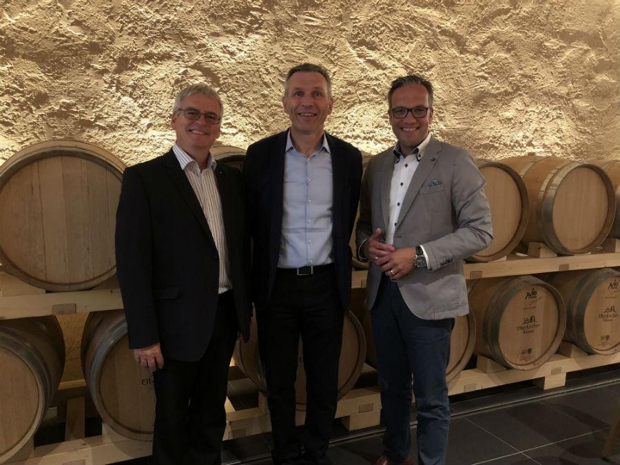 Weinland Baden bekommt neuen Chef