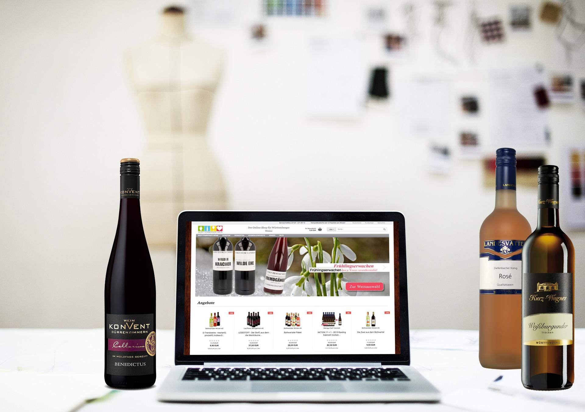 Der Online-Shop für Württemberger Weine