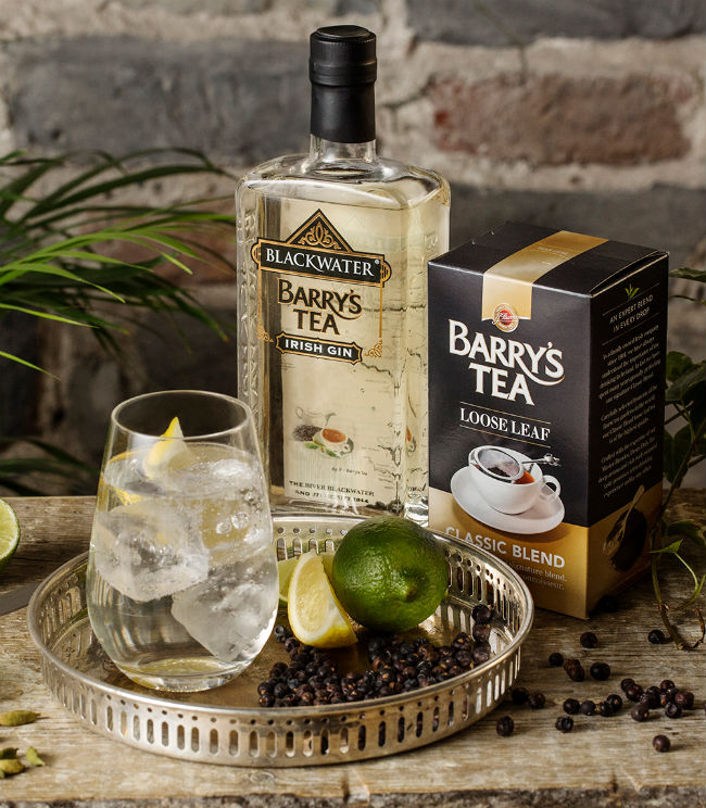 Blackwater Barry's Tea Gin
