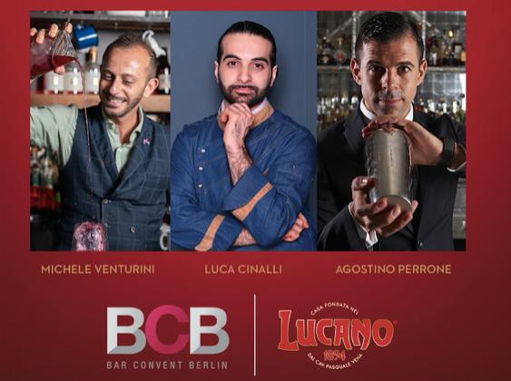 Amaro Lucano auf dem BCB