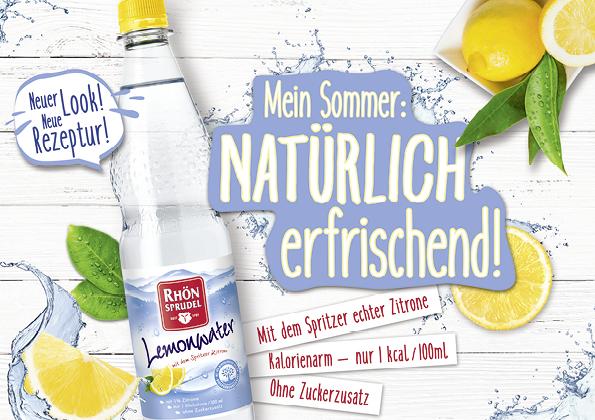 RhönSprudel Lemonwater
