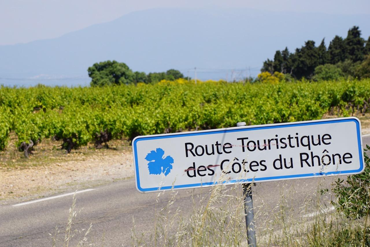 Route Touristique - für Weinliebhaber stellt die Gegend ein traumhaftes Eldorado dar