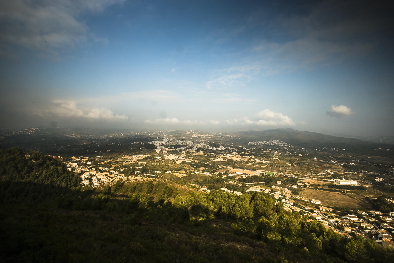 Ausblick auf der Ruta del Vino - Themenservice