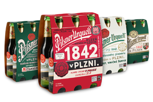 Pilsner Urquell Retro Sixpack