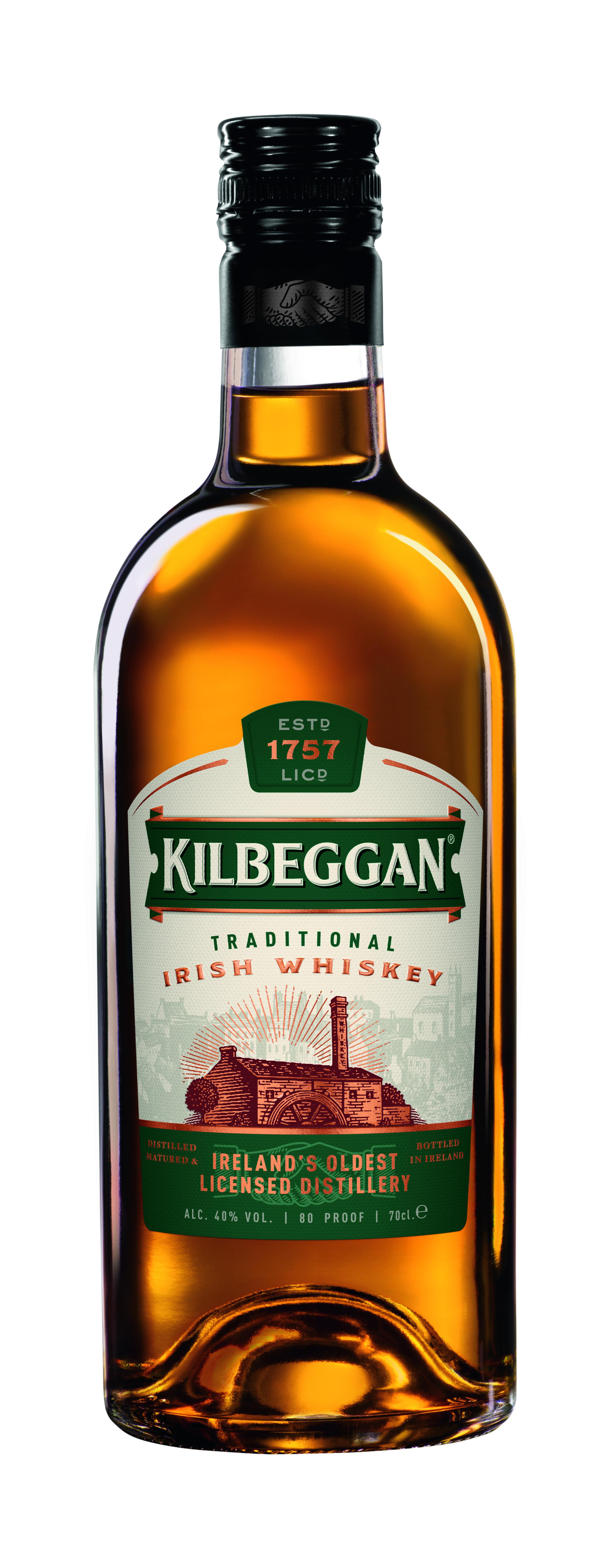 Neues Design für Kilbeggan