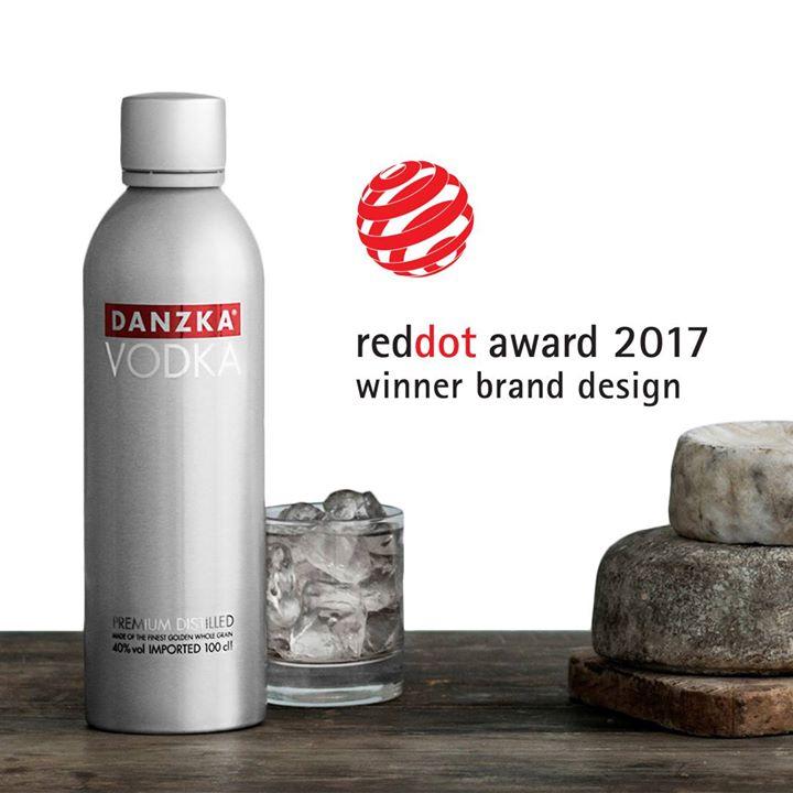 DANZKA Kommunikation wird mit dem Red Dot Award ausgezeichnet
