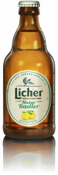 Neu von Hessens Biermarke Nummer 1: das Licher Natur-Radler