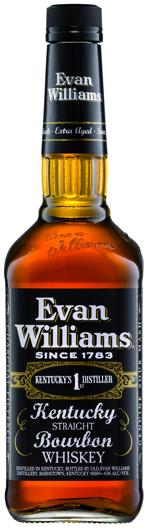 """Bourbon done right"": Neue Mediakampagne für Evan Williams"