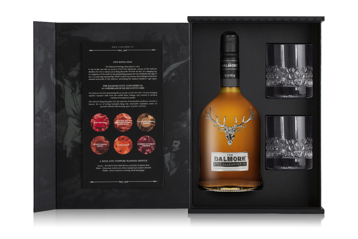 The Dalmore Whisky King Alexander III