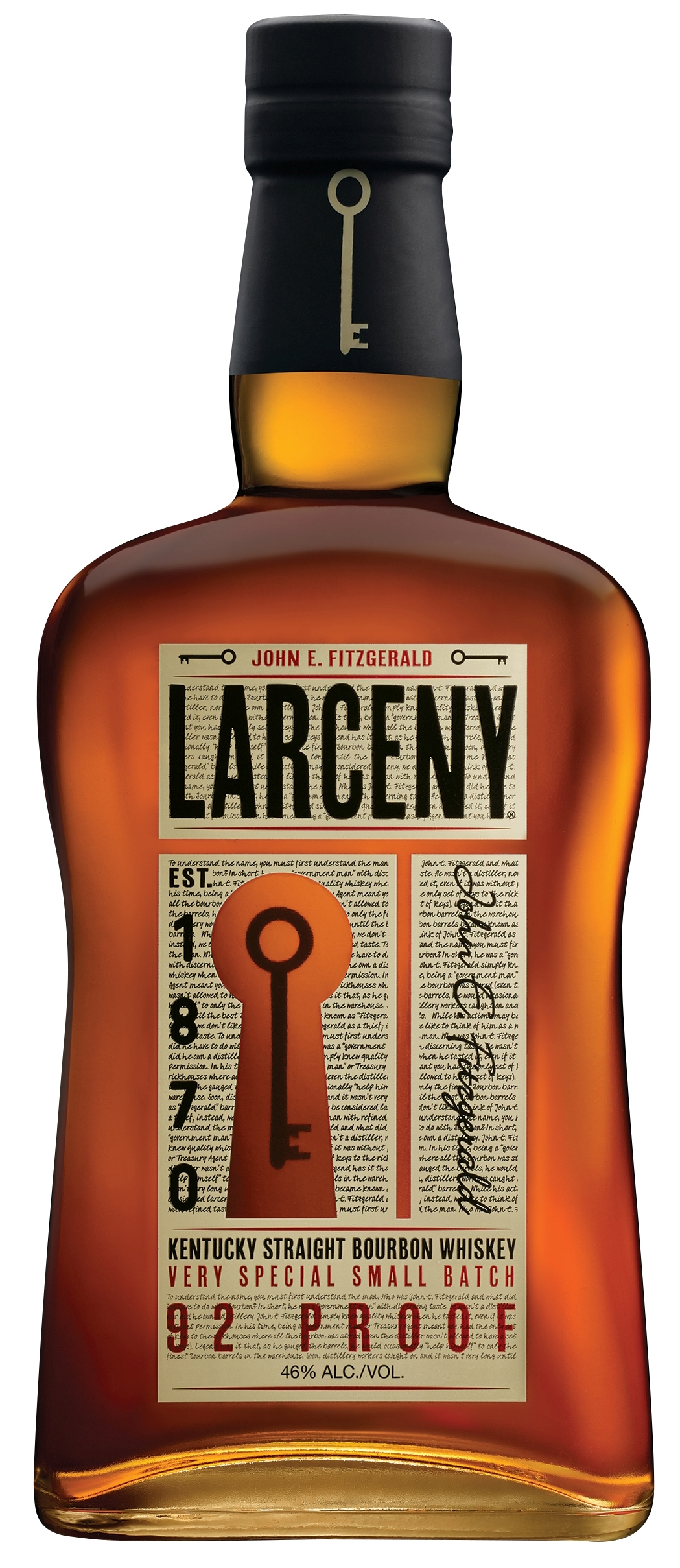Larceny: Ein legendärer Small Batch Bourbon Whiskey aus Kentucky