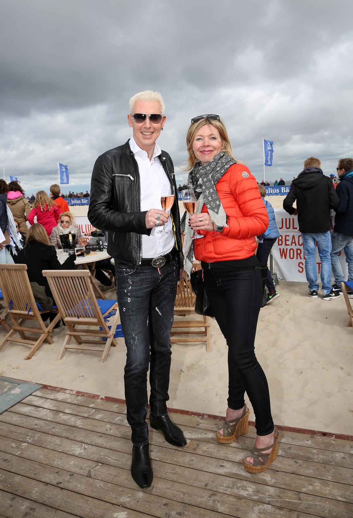Hattrick: Team Lanson gewinnt zum dritten Mal in Folge den 9. Julius Bär Beach Polo World Cup Sylt