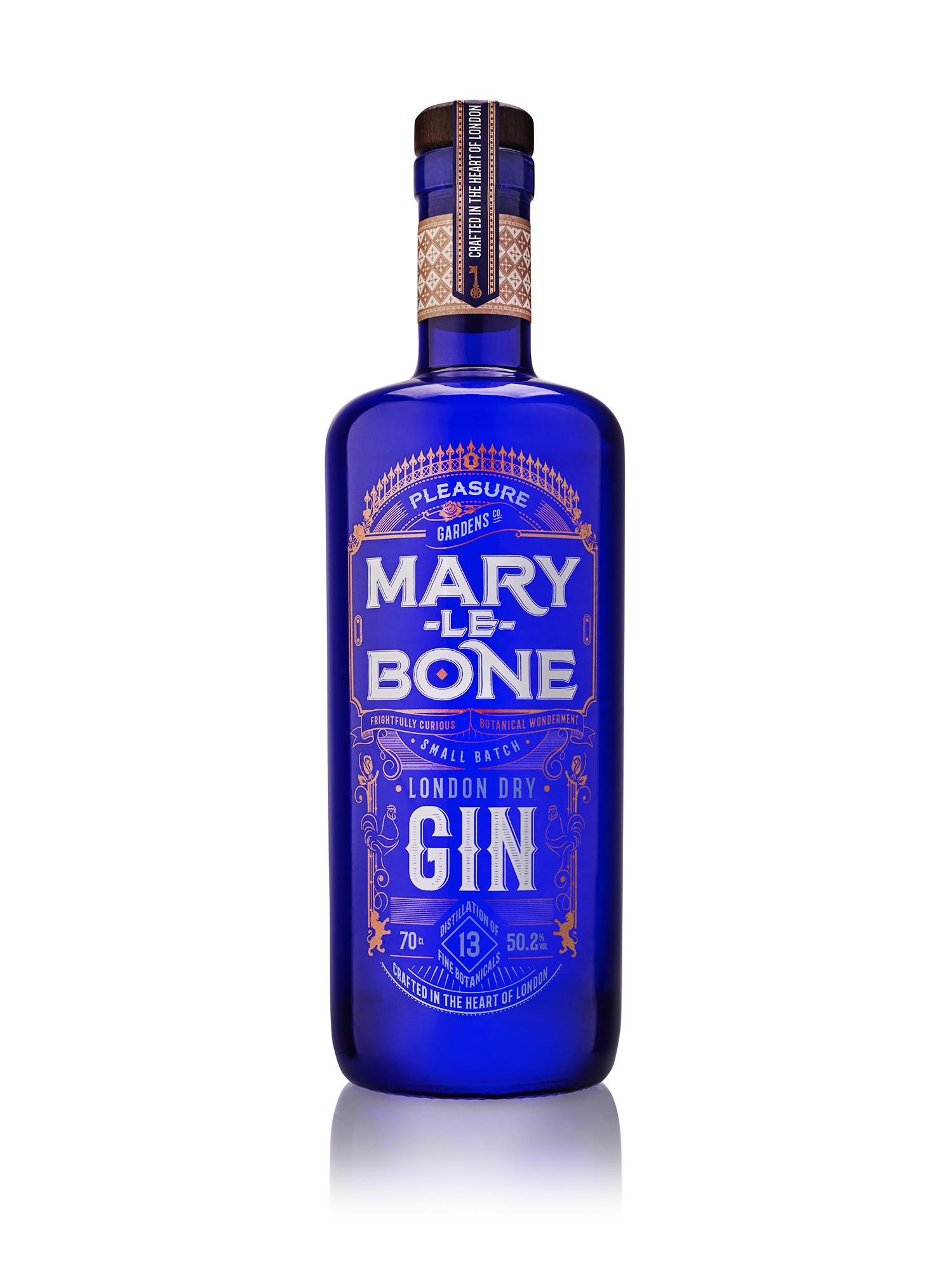 BORCO erweitert Portfolio mit Marylebone Gin aus dem Herzen Londons