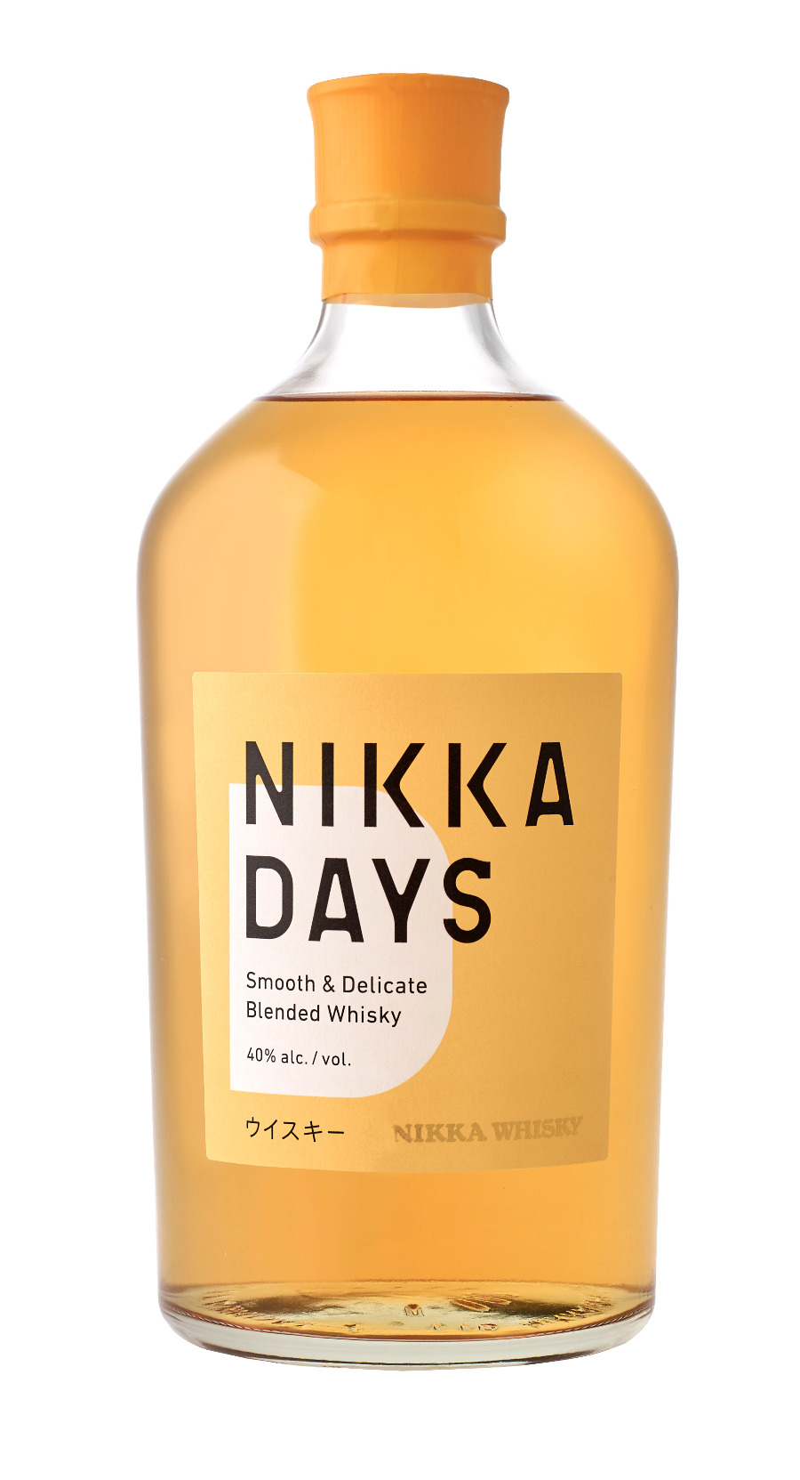 NIKKA Whisky erweitert Range um NIKKA Days
