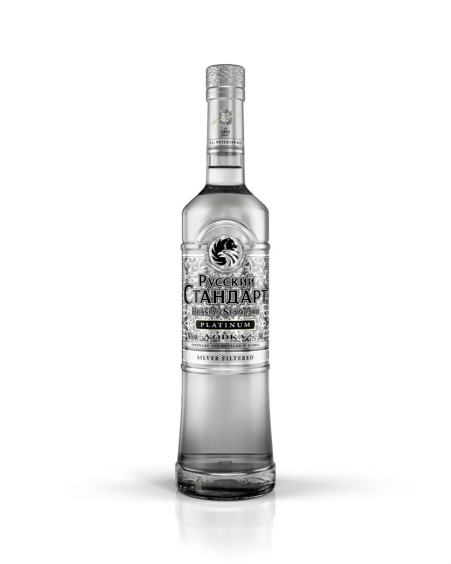 Neue Ausstatung für den Russian Standard Platinum