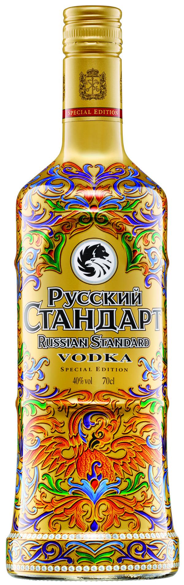 "Russian Standard Vodka Limited Edition: ""Lyubavin"" neu im Handel"