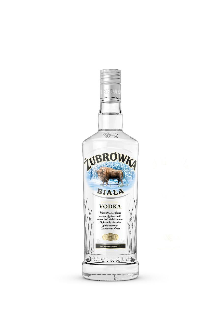BORCO begrüßt Żubrówka Biała Vodka im Portfolio