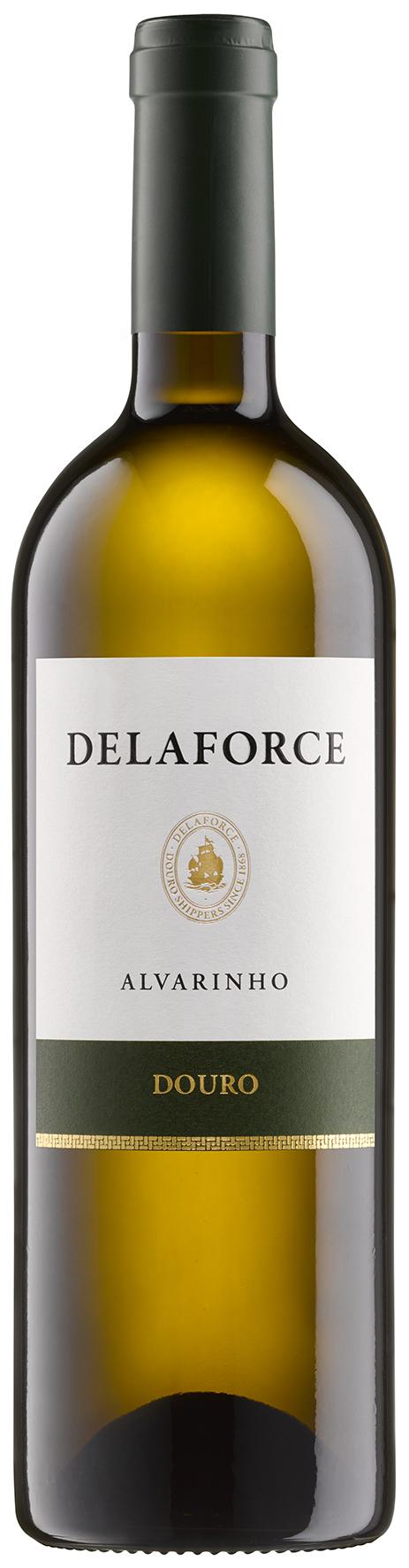Delaforce Alvarinho 2016 erstmals mit DOC Douro Gütesiegel
