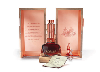 Glen Grant 50 Years Old Limited Edition