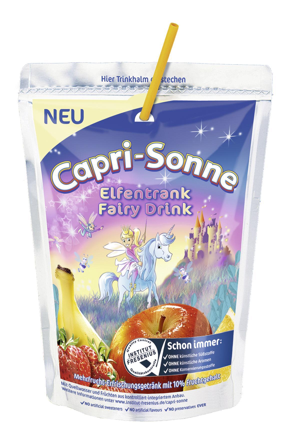 Www Capri Sonne De Gewinnspiel