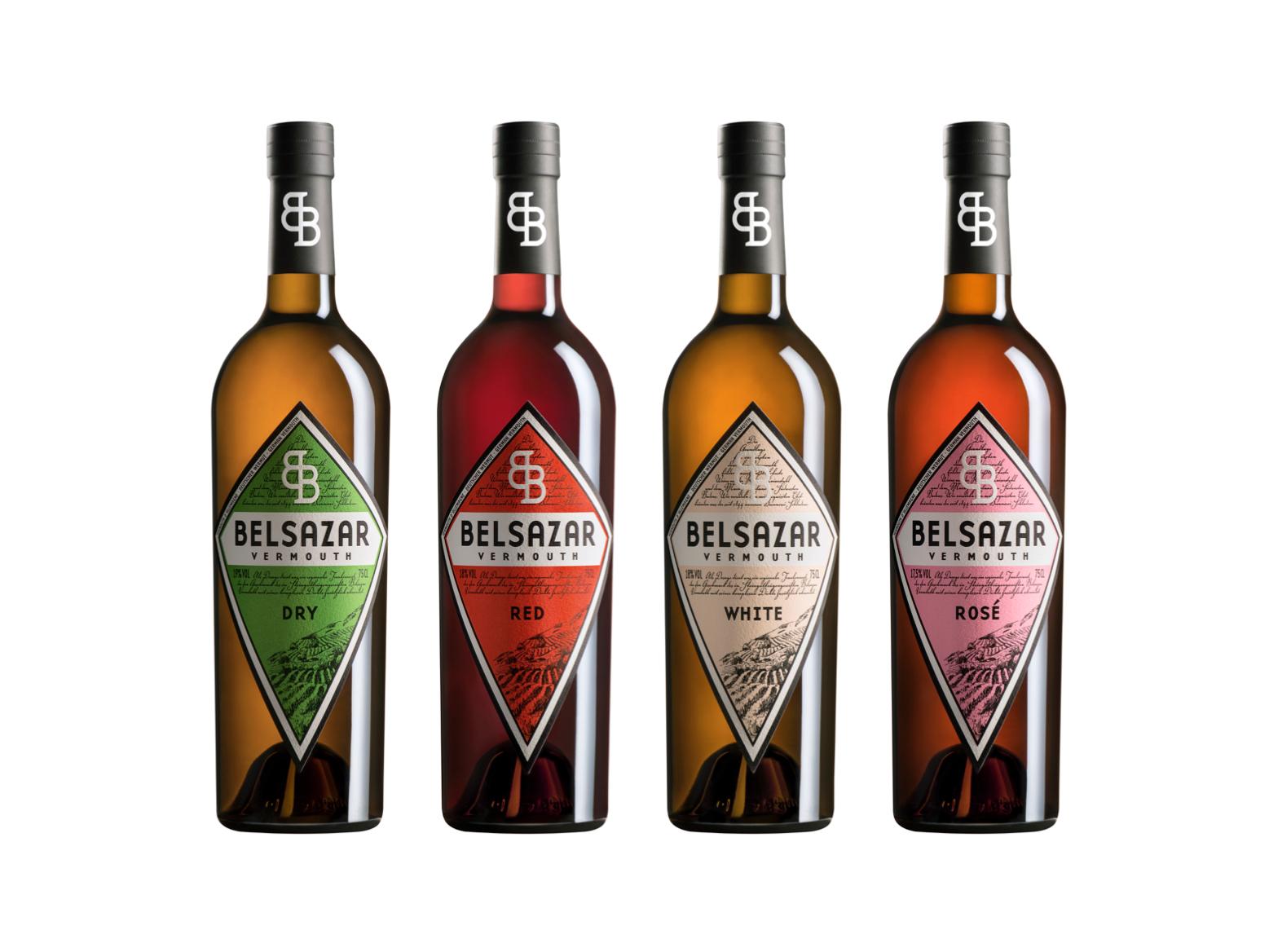 Diageo übernimmt den Premium-Aperitif BELSAZAR und integriert damit das erste Unternehmen seines Spirituosen-Inkubators Distill Ventures