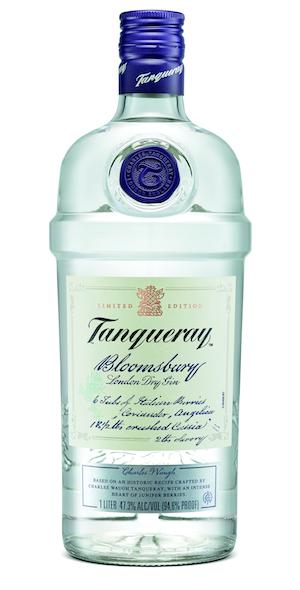 Neu: Tanqueray Bloomsbury – Eine Hommage an die Erfolgsgeschichte des Gin