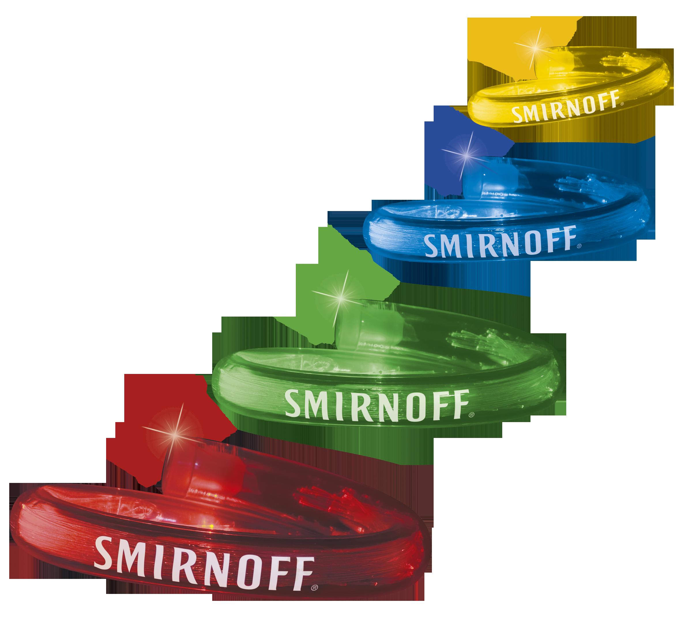 Smirnoff No. 21 Frühlingspromotion: