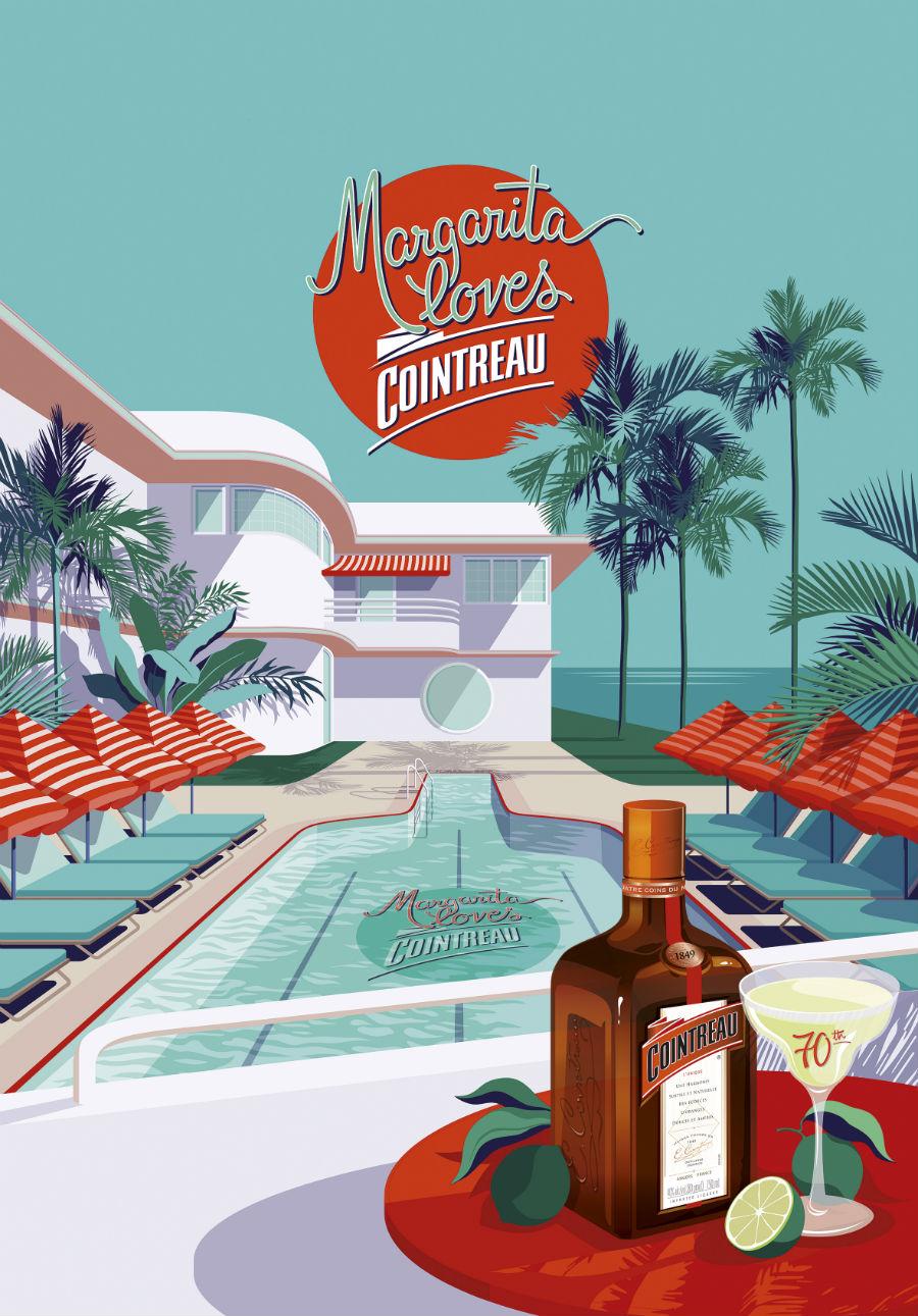 Seit 1948 ein Cocktail-Klassiker