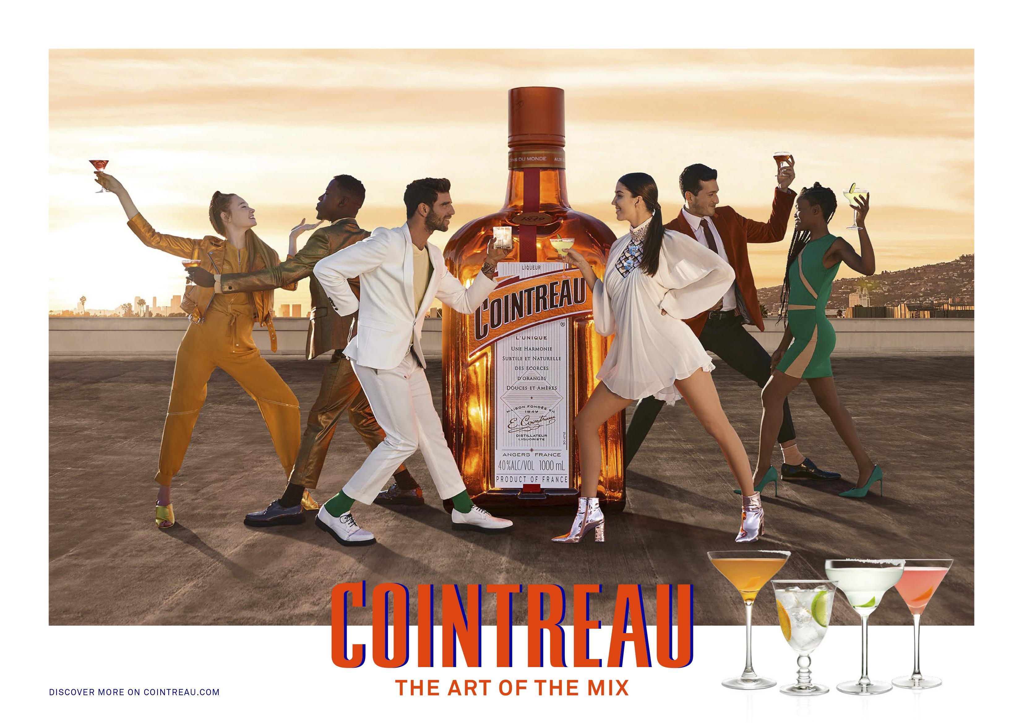 COINTREAU präsentiert neue Kampagne