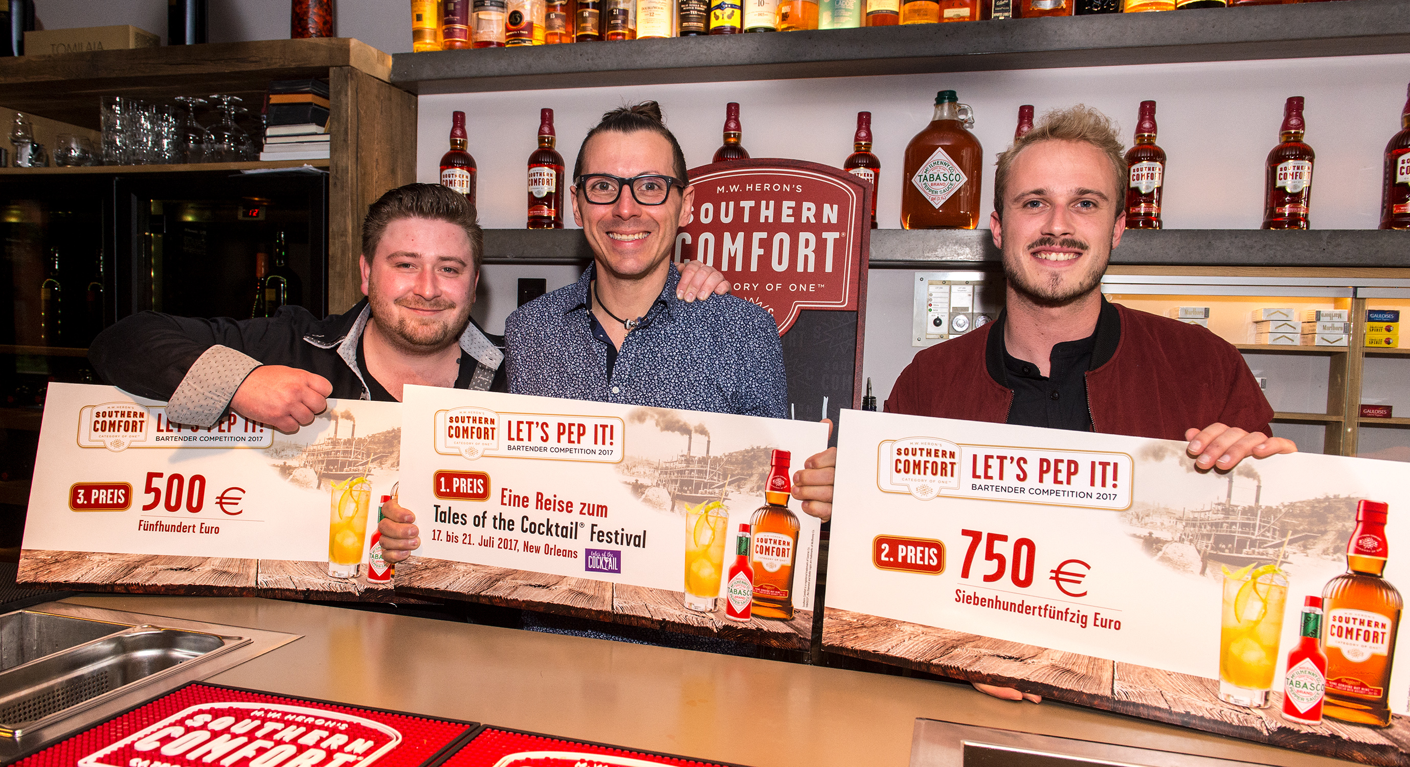 Southern Comfort Bartender Competition