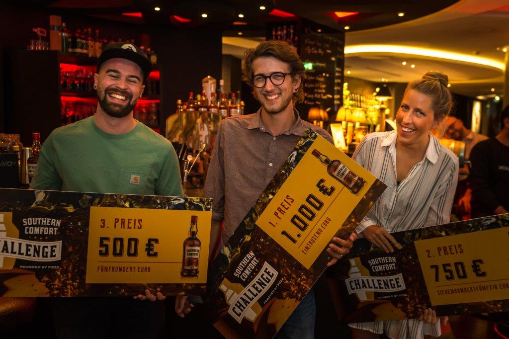 "Southern Comfort Challenge 2018 mit Thema ""Mode"""