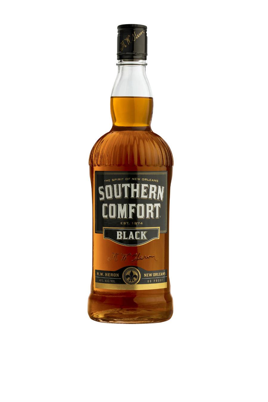 Diversa lanciert Southern Comfort Black