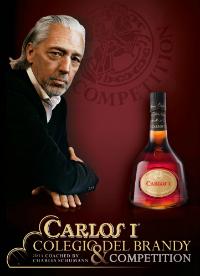 Carlos I startet Colegio del Brandy & Competition