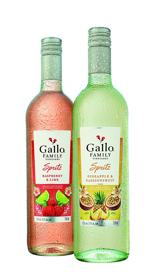 Mit Gallo Family Vineyards Spritz den Sportsommer genießen und Bier auf die Ersatzbank schicken